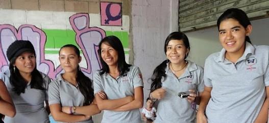 Colectivo de Mujeres Jóvenes, El Salvador