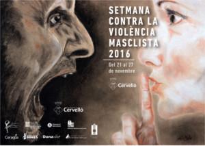 Semana contra la violencia machista de Cervelló