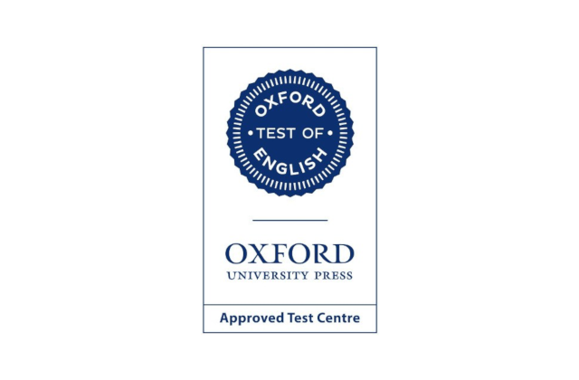 Oxford Test of English Approved Centre