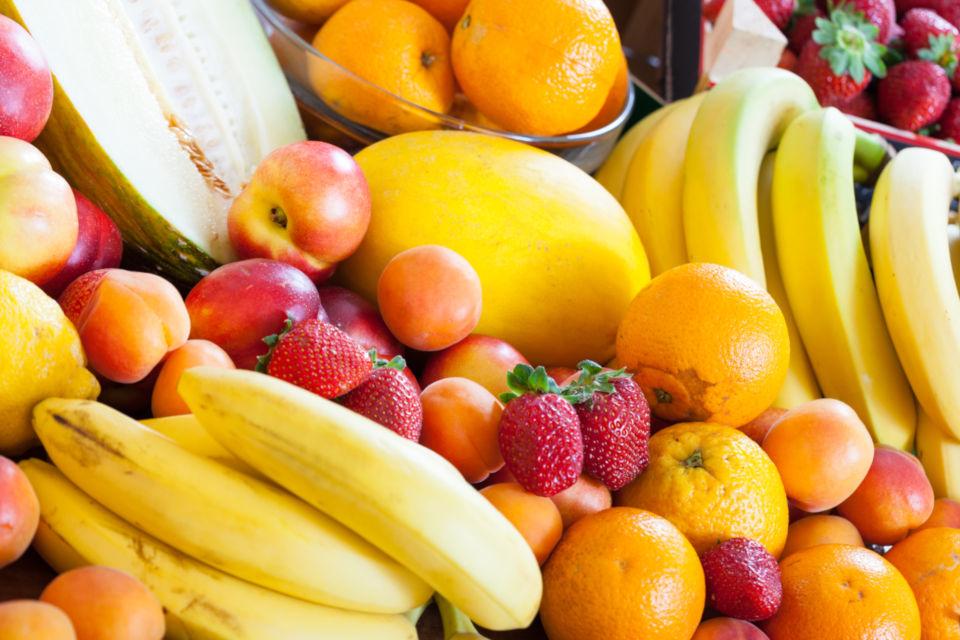 Variedades de fruta de temporada