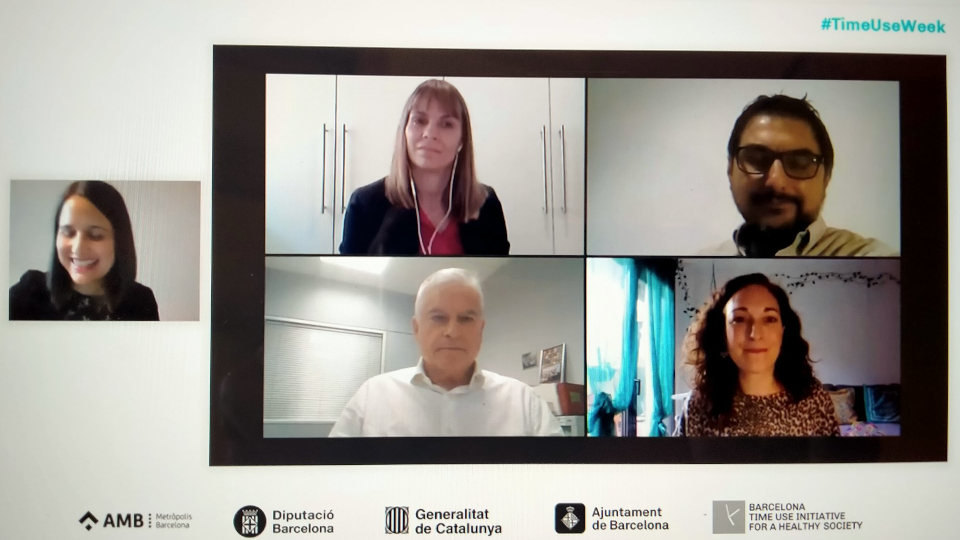 Debate virtual sobre desconexión digital